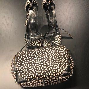 Rare matching shoes and bag Kate Spade!